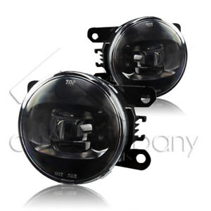 For 2008 2012 Ford Focus Led Fog Lights Replacement Clear