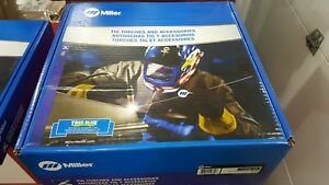Miller Cs310 25 300amp 25 Tig Torch W cable Cover And Remote