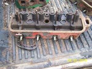 Ac Allis Chalmers B C Tractor Engine Head