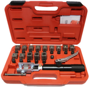 Hydraulic Double Bubble Flaring Tool T e Tools 7201