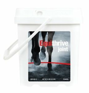Equithrive Joint Powder 8 Lb Container 240 Day Supply