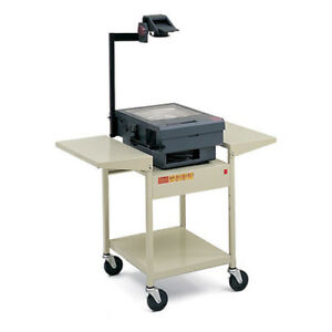 Bretford Oh29 Overhead Projector Cart New