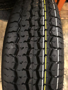 4 New St205 75r15 Mirage Radial Trailer Tires 8 Ply 205 75 15 St 2057515 R15 St