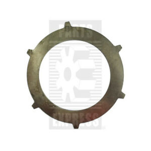 Massey Ferguson Clutch Disc Plate Part Wn 185464m1 On Tractor 135 150 165 175