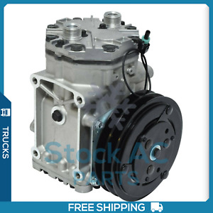 A C Compressor Freightliner Any Kenworth Any Peterbilt Any Qr