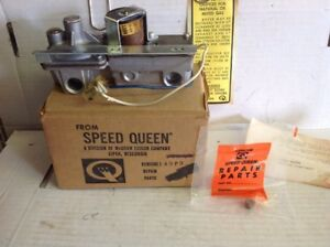 Speed Queen Commercial Dryer Gas Valve 146p3 Box90