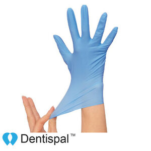 Nitrile Gloves Powder Free Strong Non latex For Dental Medical Tattoo Xs S M L