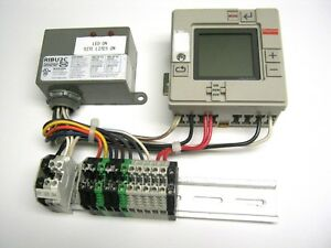 Dayton 4a342a 7 Day 24 Hr Digital Time Switch 125 250 Vac Ribu2c Relay