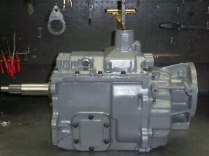 Dodge Nv4500 5 Speed Transmission