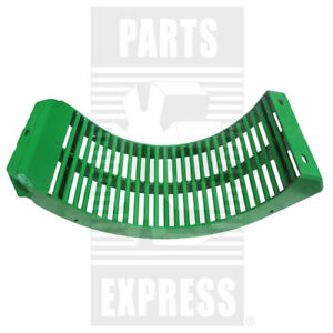 John Deere Round Bar Concave Part Wn ah206455 On Combine S550 9560sts 9570sts