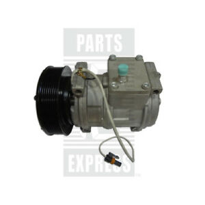 John Deere A c Compressor Part Wn ah169875 For Tractor 5085m 5095m 5105m 5410