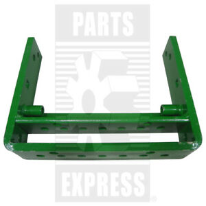 John Deere Drawbar Support Part Wn ar33911 On Tractor 4000 4020 4040 4230 4320