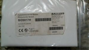 Balluff Bos017h Bos 23k pu lh20 s4 Photoelectric Sensor free Shipping