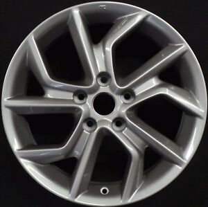 Nissan Sentra 2013 2017 17 5 Double Spoke Factory Oem Wheel Rim B 62600