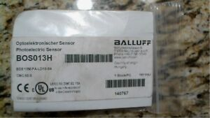 Balluff Bos013h Photoelectric Sensor Free Shipping