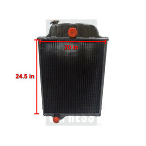John Deere Radiator Part Wn ar49454 For Tractors 4000 4020