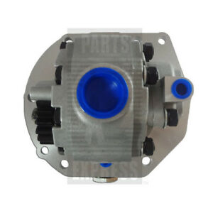 Ford New Holland Hydraulic Pump Part Wn d0nn600f For Tractor 3550 4000 4140 4330