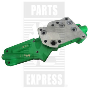 John Deere Triple Plate Valve Part Wn ar71189 For Tractor 3020 4000 4020 4320
