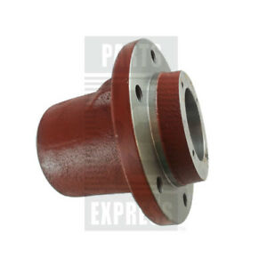 6 Bolt Hub Part Wn 155193a For Tractors Minneapolis Moline Oliver White