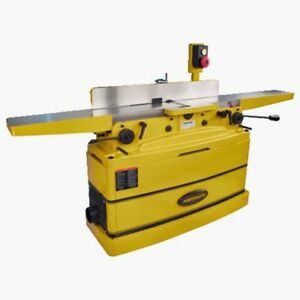 New Powermatic 1610079 Pj882 Jointer 2hp 1ph 230v