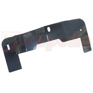 Capello Auger Gearbox Lh Cover Plate Part Wn 01218901 For Quasar 1230 Fold Heads