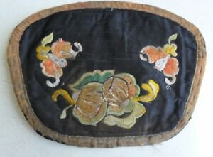 Chinese Old Hand Embroidery Small Bag
