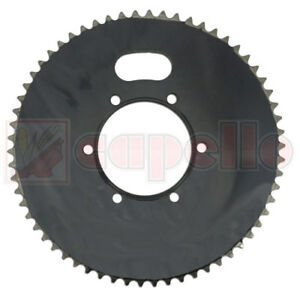 Capello Auger Clutch Sprocket Part Wn s1 30024 For Spartan Forage Head