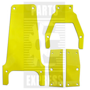 John Deere Seat Cushion Brackets Part Wn seatbrkt On Tractor 2010 2510 2520 3010