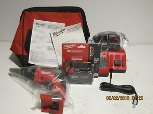 Milwaukee 2866 22 M18 Fuel Xc Brushless Lith ion Drywall Screw Gun Kit New F shp