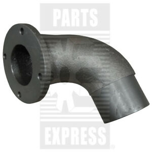 Allis Chalmers Exhaust Elbow Part Wn 70253661 For Tractor D19 D21 210 220 7000