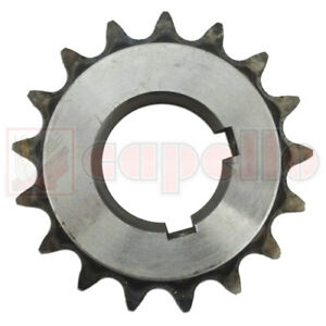 Capello 17 tooth Auger Drive Sprocket Part Wn s1 30022 For Helianthus Head