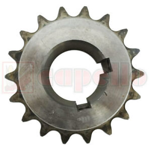 Capello 18 tooth Auger Drive Sprocket Part Wn s1 30023 For Helianthus Head