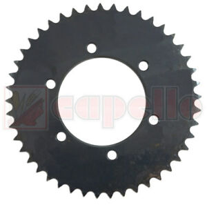 Capello 45 tooth Auger Clutch Sprocket Part Wn s1 30026 For Helianthus Head