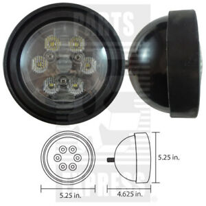 Cab Light Assembly Part Wn 4020led On Case Ih And John Deere Tractors