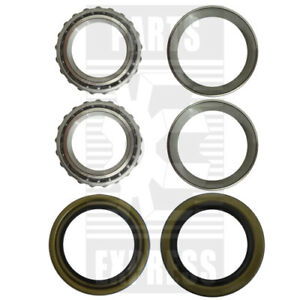 Case Ce Drive Axle Bearing Kit Part Wn b93175 For Skid Steer 1845 1845c 1845s