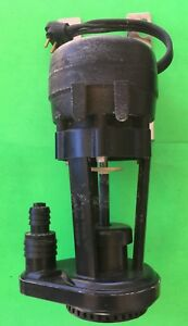 Manitowoc Ice Machine Water Pump 115v 60 50hz 36 A Model Msp M153 Sp b6hlej16