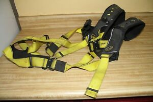 Guardian Fall Protection Harness Edge Yellow Safety 181321 Univ 200052