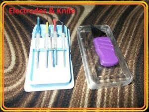 Electrosurgical Surgical Skin Cautery Accessories Electrodes Knife Equipment 2
