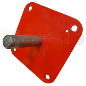 Capello Rh Floating Auger Hub Part Wn e2 20006 For Spartan Forage Head