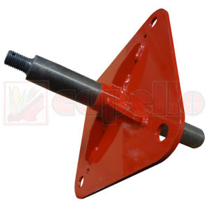 Capello Floating Auger Hub Lh Part Wn e2 20004 For Spartan Forage Head