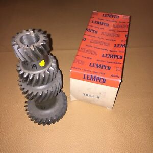 1962 1963 Dodge Plymouth Mopar 426 Max Wedge T85 3 Speed Cluster Gear T85j 8 Nos
