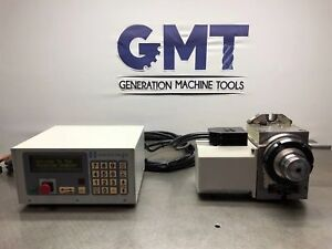 Hardinge 5 c Cnc Rotary Indexer Control Box gmt 1518