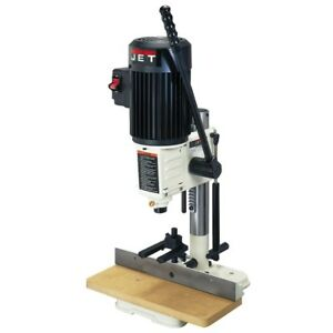 Jet 708580 Benchtop Mortise Machine 1 2 Capacity 1 2hp 1725 Rpm