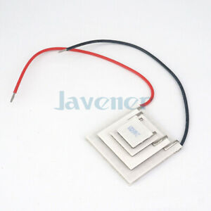 Tec4 24603 Heatsink Thermoelectric Cooler Peltier Cooling Plate Four Layers