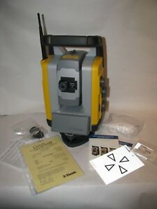 Trimble Rts 655 Robotic Total Station Operates As S6 2 4ghz