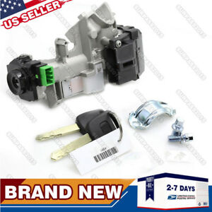 For 03 07 Honda Accord 05 07 Odyssey Ignition Switch Cylinder Lock Auto Trans