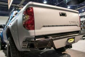 N Fab Rbs H Rear Bumper Prerunner Style For 14 17 Toyota Tundra T14rbs H