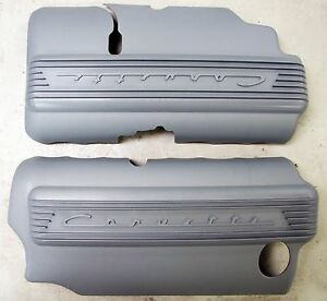 Classic Corvette C5 Engine Coil Fuel Rail Covers For Ls1 Engines Made In Usa