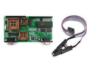 Tms Nec Adapter Tms370 Adaptor With Sop8 Soic8 Clip For Upa Usb V1 3 Programmer