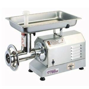 Turbo Air German Knife Meat Grinder Gg 22 1 1 2hp